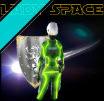 lady space